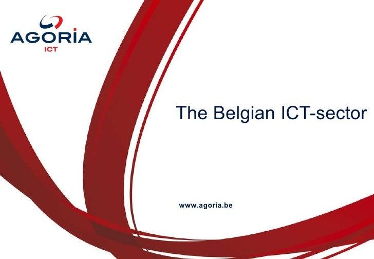 The Belgian ICT-sector