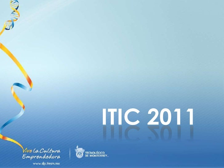 ITIC 2011<br />