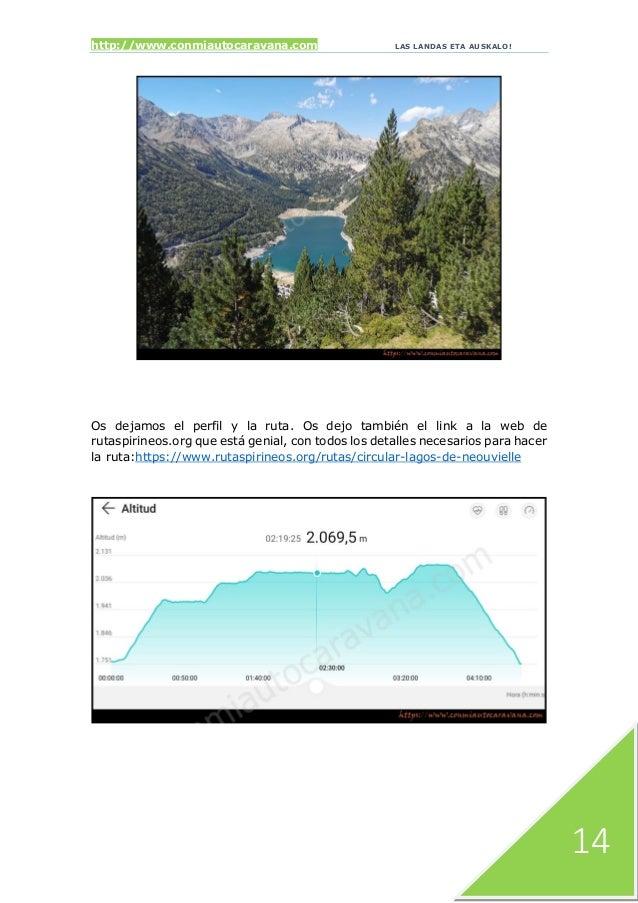 http://www.conmiautocaravana.com LAS LANDAS ETA AUSKALO! 14 Os dejamos el perfil y la ruta. Os dejo también el link a la w...