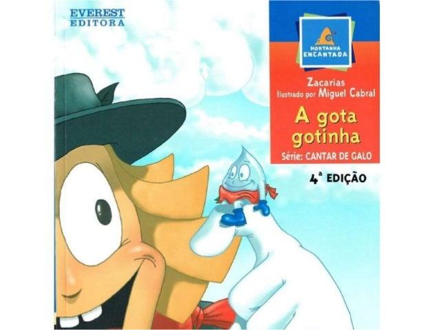 A gota gotinha