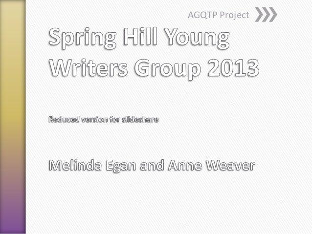 AGQTP Project