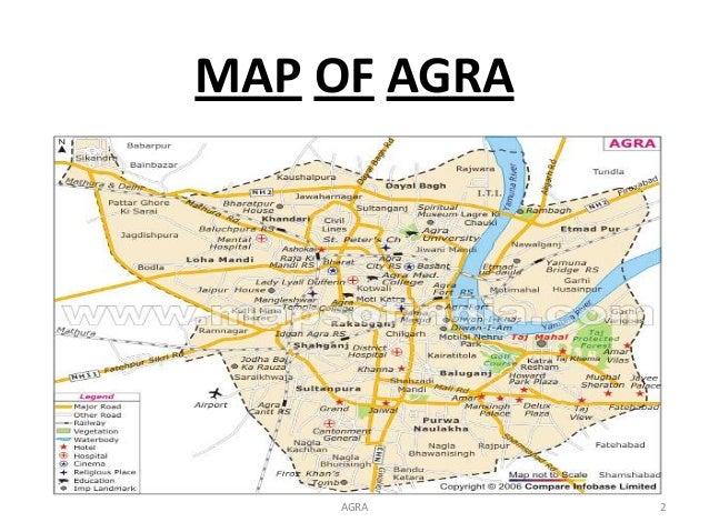 AgraThe City of TAJ