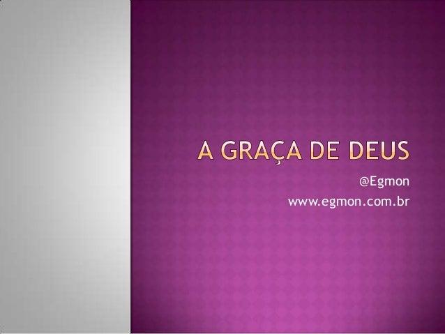 @Egmon www.egmon.com.br