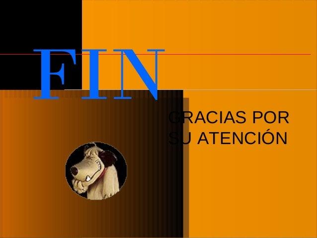 FINGRACIAS POR SU ATENCIÓN