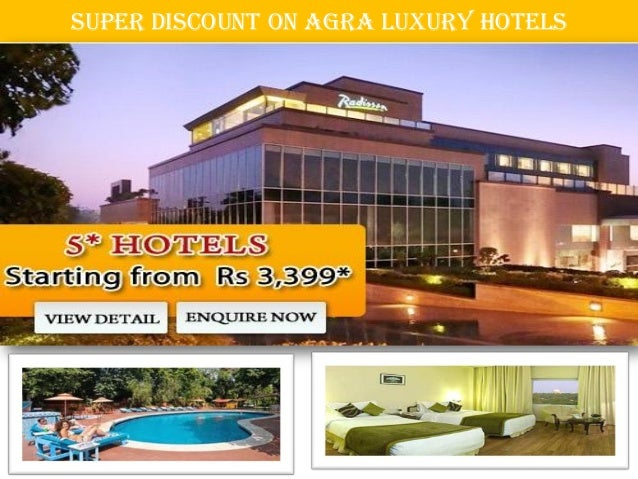 Agra Hotels Discount