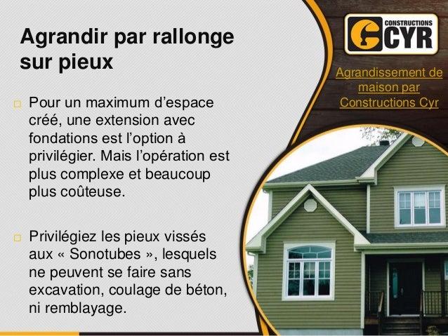 Prix d une extension de maison de 20m2 top optimiser le for Combien coute la construction d un garage de 20m2