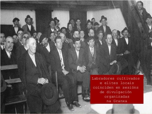 Rof Cordina (no centro) Influiu na mellora gadeira acometida na Granxa