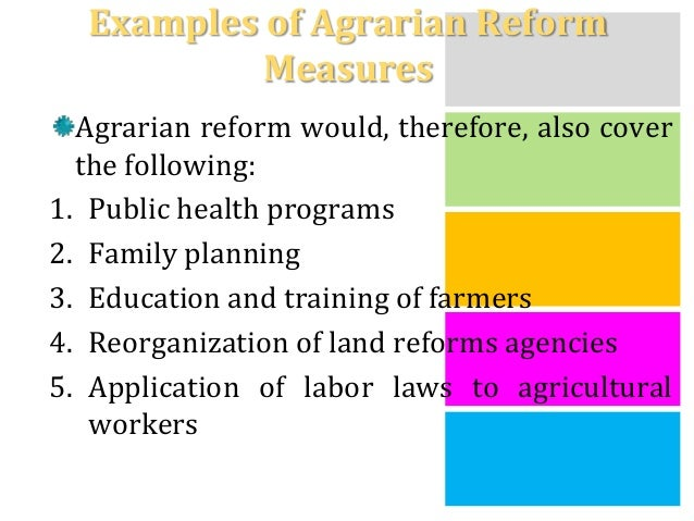the comprehensive agrarian reform programme carp research paper essay Read this essay on comprehensive agrarian reform program come browse our large digital comprehensive agrarian reform program under the corazon aquino administration research impact of department of trade and industry - comprehensive.