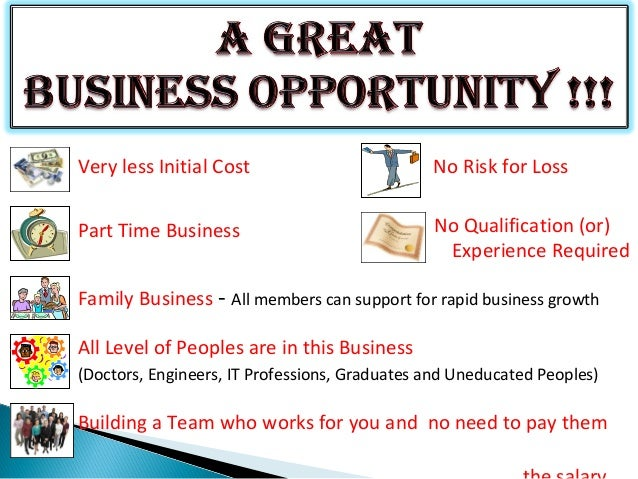Amway business opportunity review