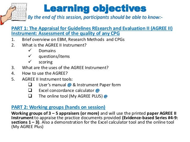 formal research paper guidelines