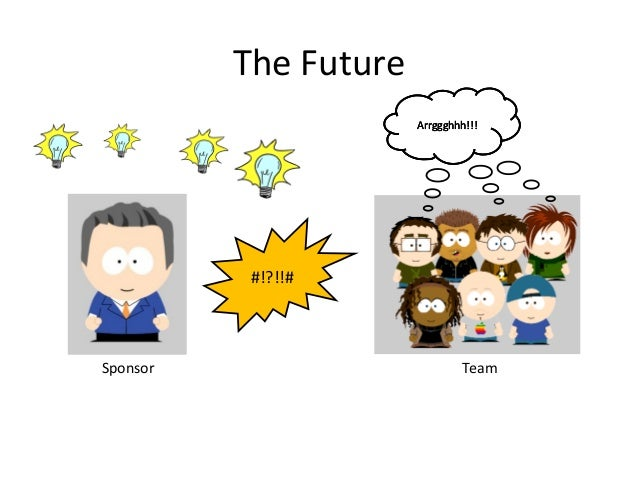 The Future Sponsor Team Arrggghhh!!!Arrggghhh!!!Arrggghhh!!! #!?!!#
