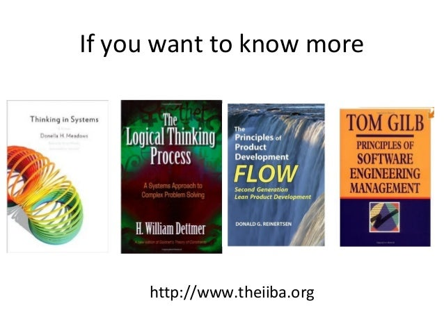 If you want to know more http://www.theiiba.org