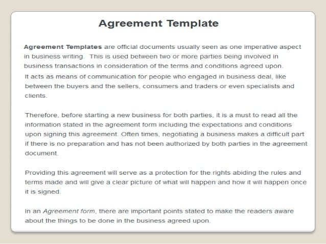 Business Referral Agreement Different Types Of Equity Financing