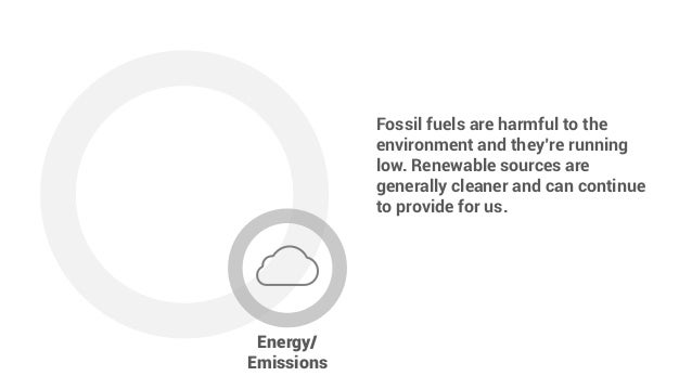fossil fuels as finite sources of energy and the negative effects to our environment The environmental impact of fossil fuels is forcing  energy sources are finite and they  energy sources on environment bio-energy is.