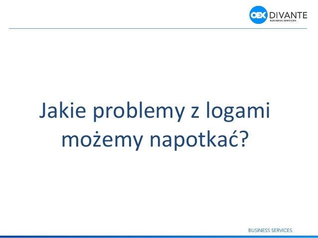 Agregacja i analiza logów Slide 3