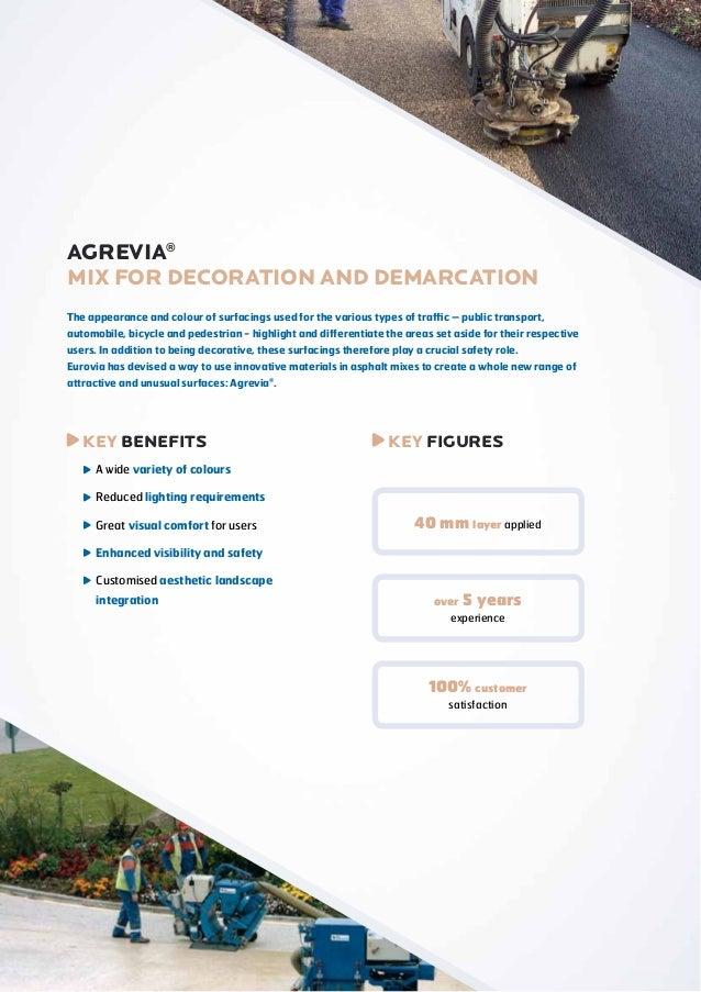 Agrevia® - Walk around, enjoy the view! Slide 2