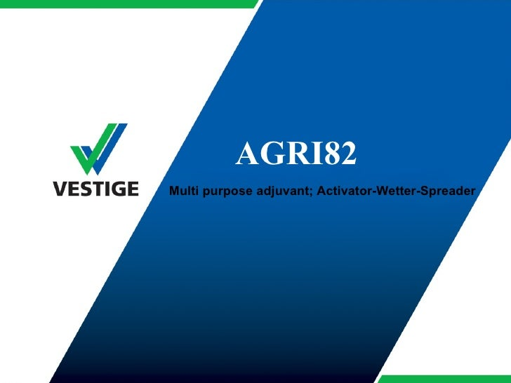 AGRI82Multi purpose adjuvant; Activator-Wetter-Spreader