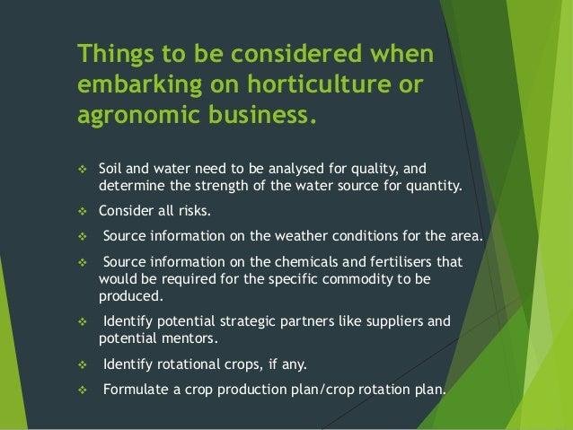 agri business plan