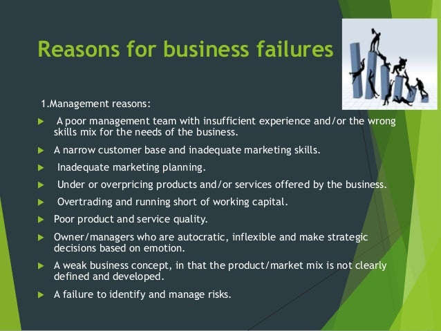 Prices Reason For Business Plan Failure the past Perfect
