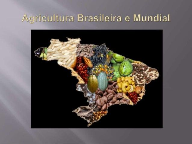 É um tipo de agricultura praticada em pequenas propriedades esse tipo de agricultura depende da natureza, pois o agriculto...