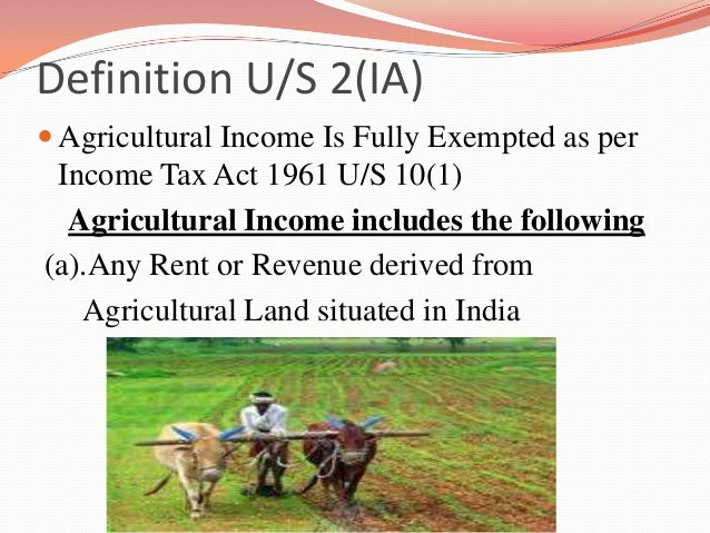 agriculture income This publication gives information about the aggregate income of the uk  agriculture sector, known as total income from farming (tiff), a measure of the .
