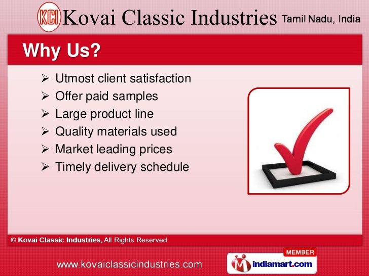 Agricultural Machines & Coco Products by Kovai Classic Industries, Coimbatore  Slide 3
