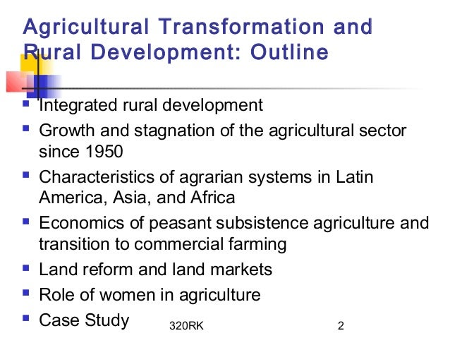 agricultural and rural development The agriculture and rural development support (ards) project will support  broad-based, resilient economic growth through a more inclusive, competitive,  and.