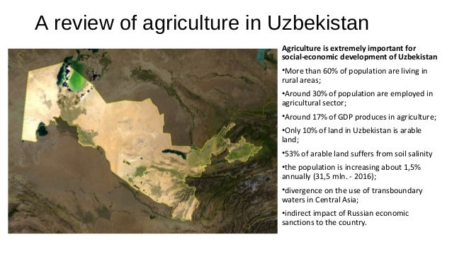 agriculture and economic development This report is the first draft of ghana country case study of an oecd project the economic importance of agriculture for sustainable development and poverty reduction the work should be considered as.