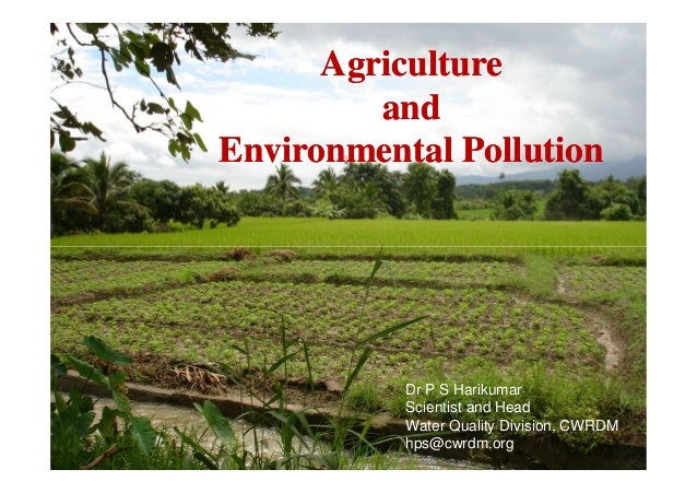 agricultural pollution London suffers from traffic related pollution in a similar way to most uk cities, but  the sheer size of the city, along with a dense road network and high buildings,.