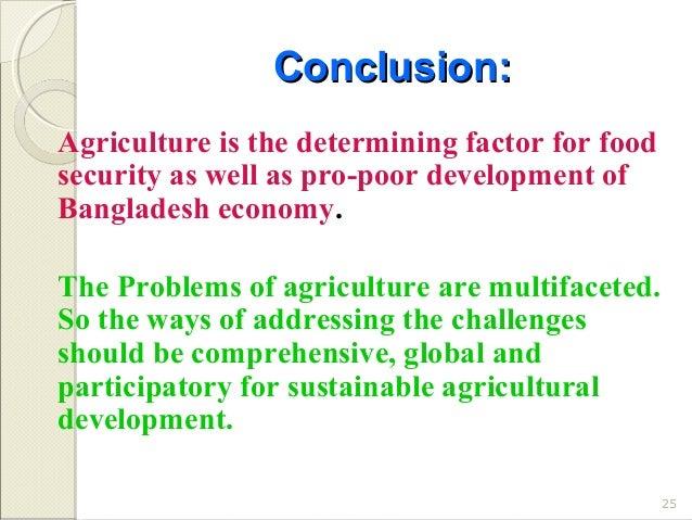 Agriculture Bangladesh