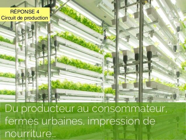 Agriculture futur