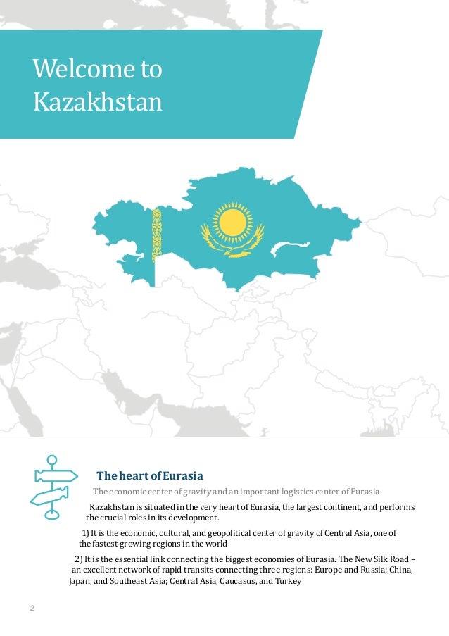 Logistics damu center in kazakhstan
