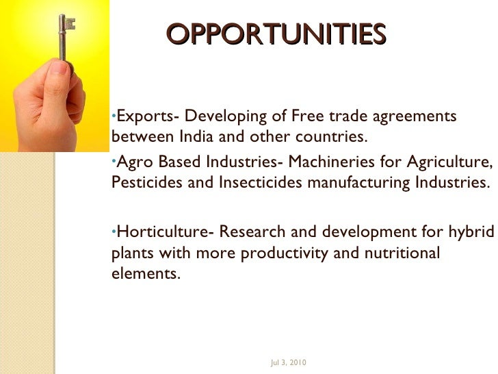 Agriculture indian economy 14 opportunities ulliexports developing of free trade agreements between india and other countries platinumwayz