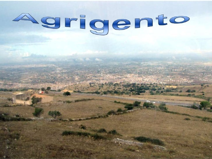 Agrigento <br />