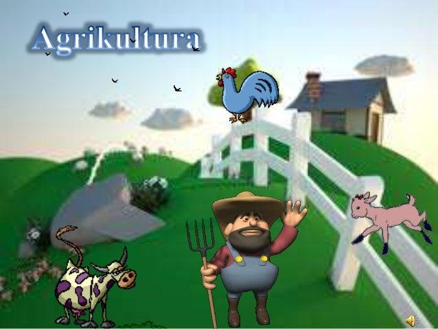SEKTOR NG AGRIKULTURA