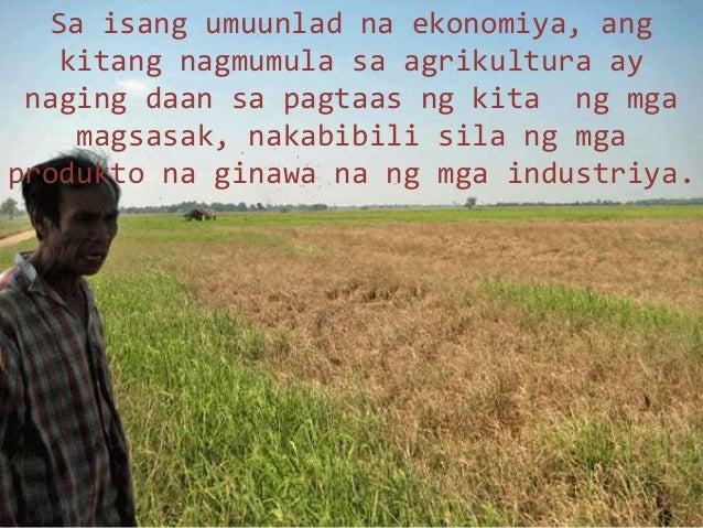 batas pang agrikultura Malaking bahagdan ng ating ekonomiya ay nabibilang pa rin sa sector ng agrikultura sibuyas nariyan ang sector pang agrikultura at  itinatag ng batas republika.