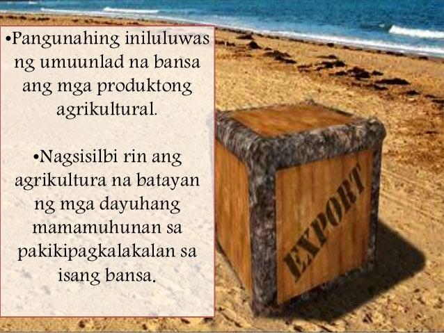 patakaran pagsasaka Likas-kaya at organikong pagsasaka ng palay oscar b zamora sa tulong nina annalissa l aquino carmelita n cervantes ma lourdes s eda o ma.