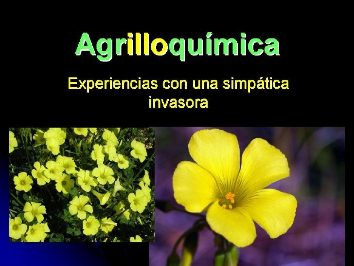 Agrilloquímica