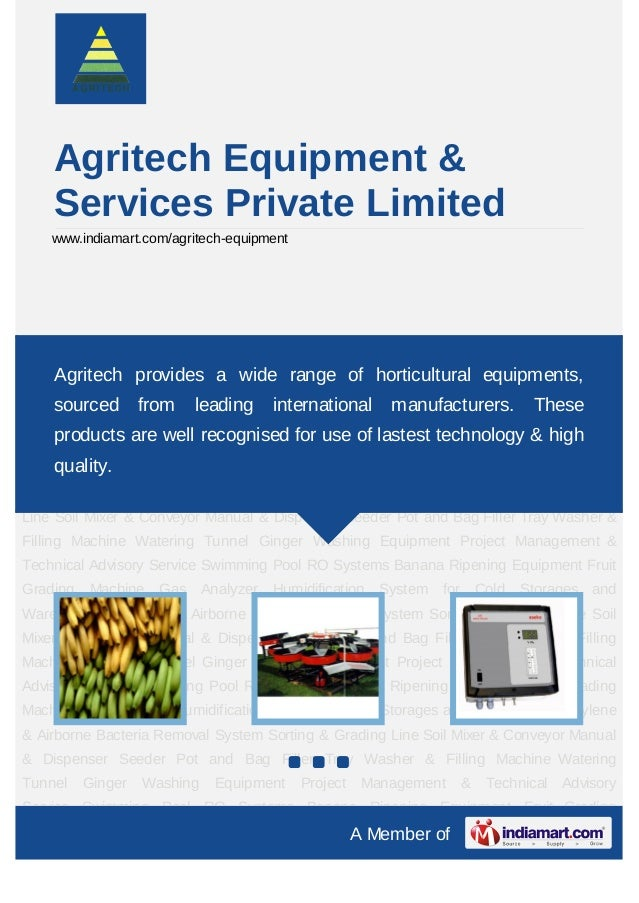 Agritech Equipment &    Services Private Limited    www.indiamart.com/agritech-equipmentBanana Ripening Equipment Fruit Gr...