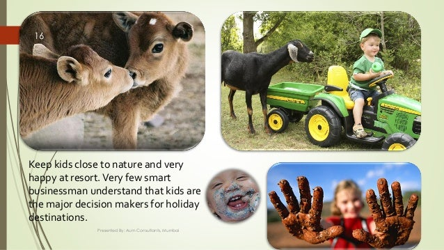 the agri tourism concept Abstract: agritourism is a concept of developing and preparing villagers for  creating an alternative source of earning and sustaining their.