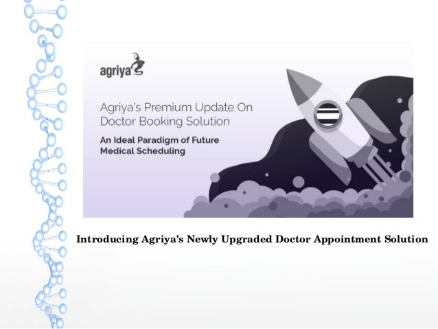 Introducing Agriya's Newly Upgraded Doctor Appointment Solution