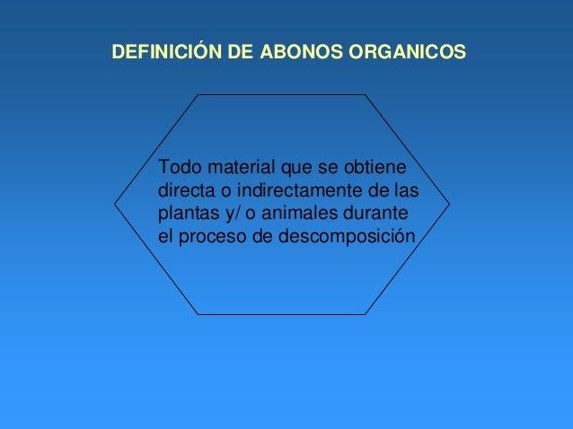 Agroecol abonos org nicos for Horticultura definicion