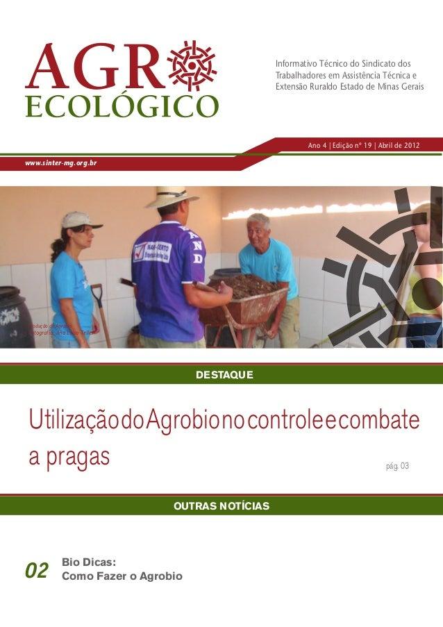Informativo Técnico do Sindicato dos                                                   Trabalhadores em Assistência Técnic...