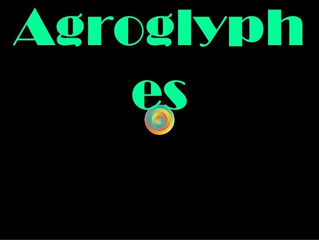 Agroglyph es
