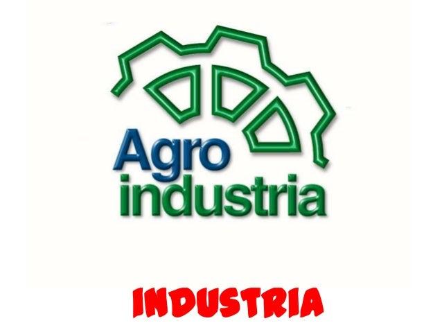 Agro-industria