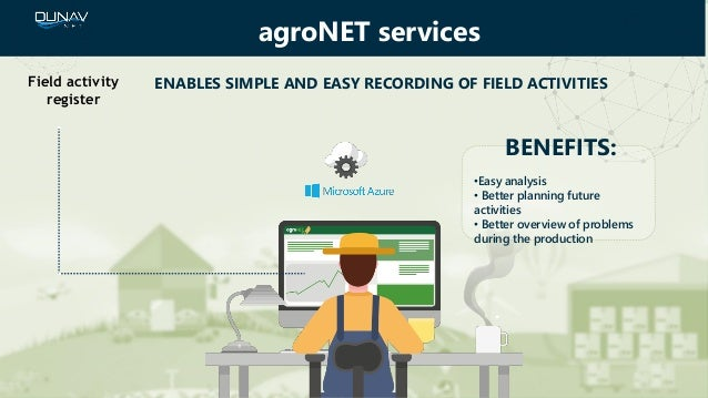 BENEFITS: •Easy analysis • Better planning future activities • Better overview of problems during the production ENABLES S...