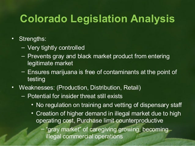 an analysis of the illegal state of marijuana in the united states The statement read that while marijuana remains illegal federally states with medical marijuana laws generally have some form qualified patients would also be allowed to access cbd from an out-of-state medical marijuana dispensary that allows for out-of-state patients to use their.