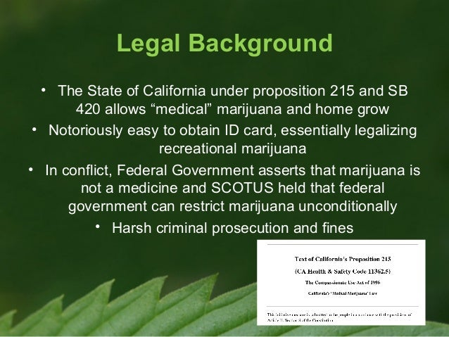 Agroterrorism and Agro Crime to United States Cannabis Industry