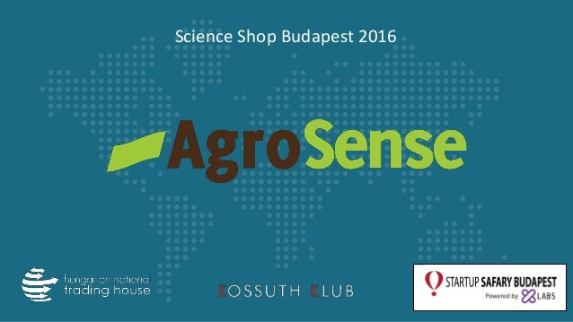 Science Shop Budapest 2016