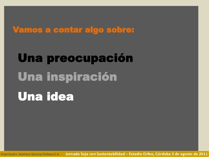 Agrotestigo. Red de experiencias del Agro - Presentación Slide 2